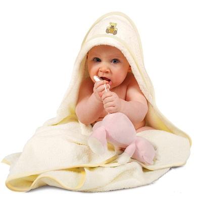 Как выбрать детское полотенце